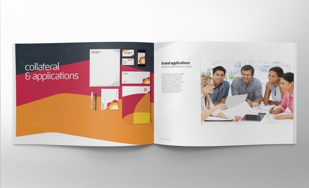 Corporate identity brand guide
