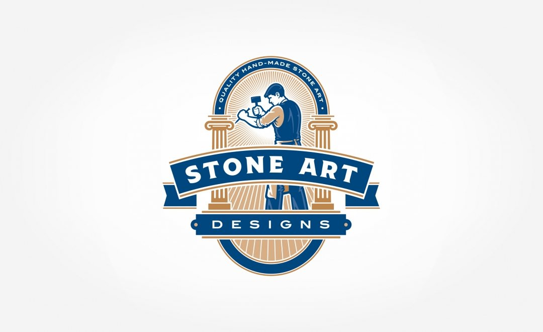 retro logo designer, retro logo design