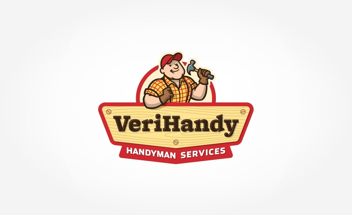 Logo design for a handyman service provider located in Saddle Brook, NJ
