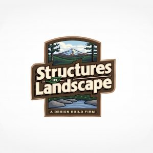 Logo design for a landscape company.