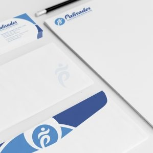 Stationery design for a rehab and wellness center in Cresskill, NJ.