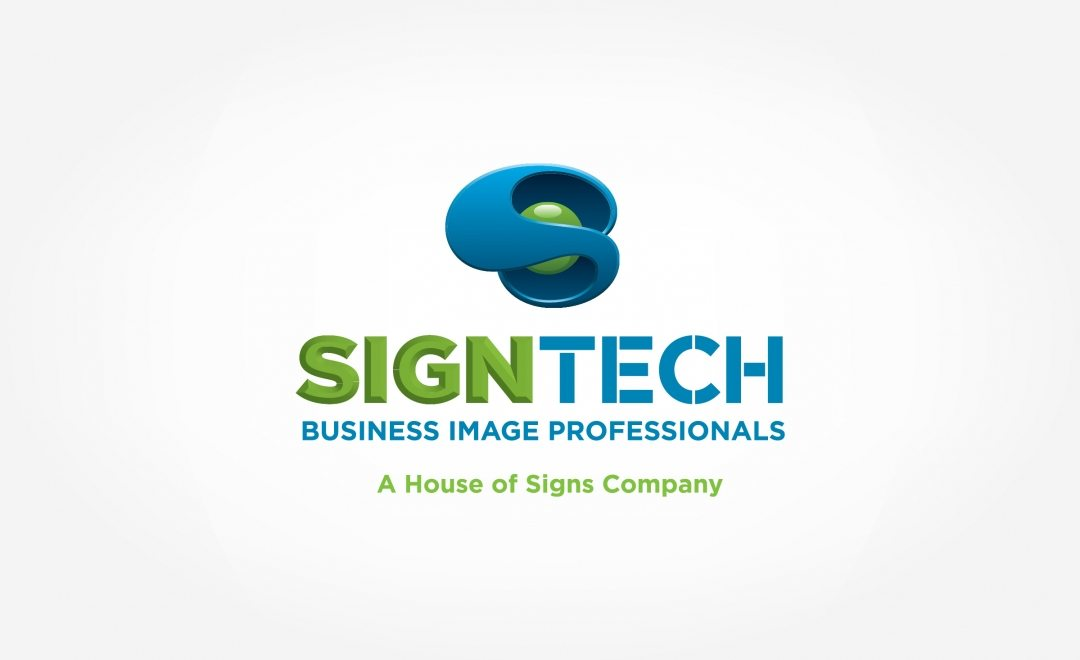Logo design for a sign company in Colorado.