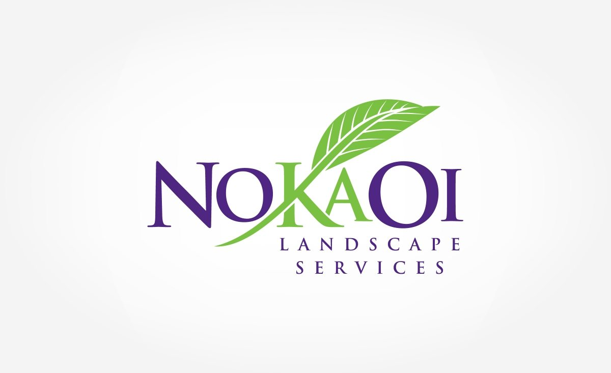 Logo design for a landscape services in Hawaii.