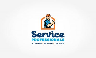 Logo design for a HVAC and plumbing company located in Union, NJ.