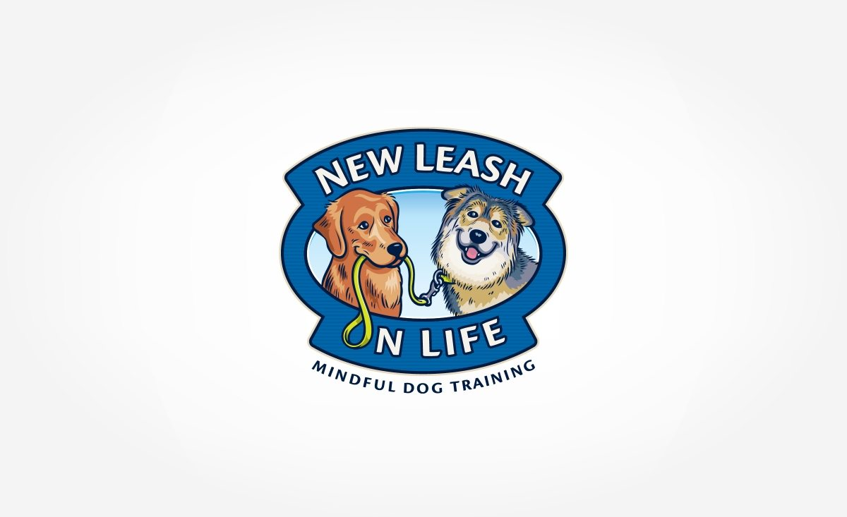 Web and Logo design for a company focused on training dogs in NJ.