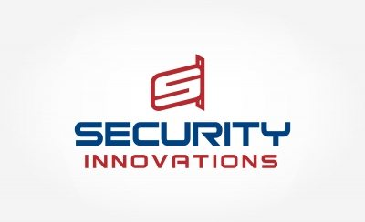 Logo design for an electronic security company in Virginia.
