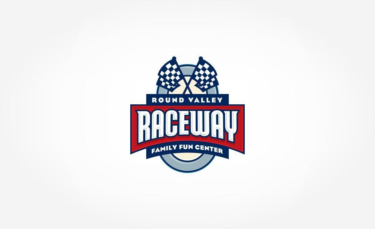 Logo and branding for a family fun center in Lebanon, NJ.