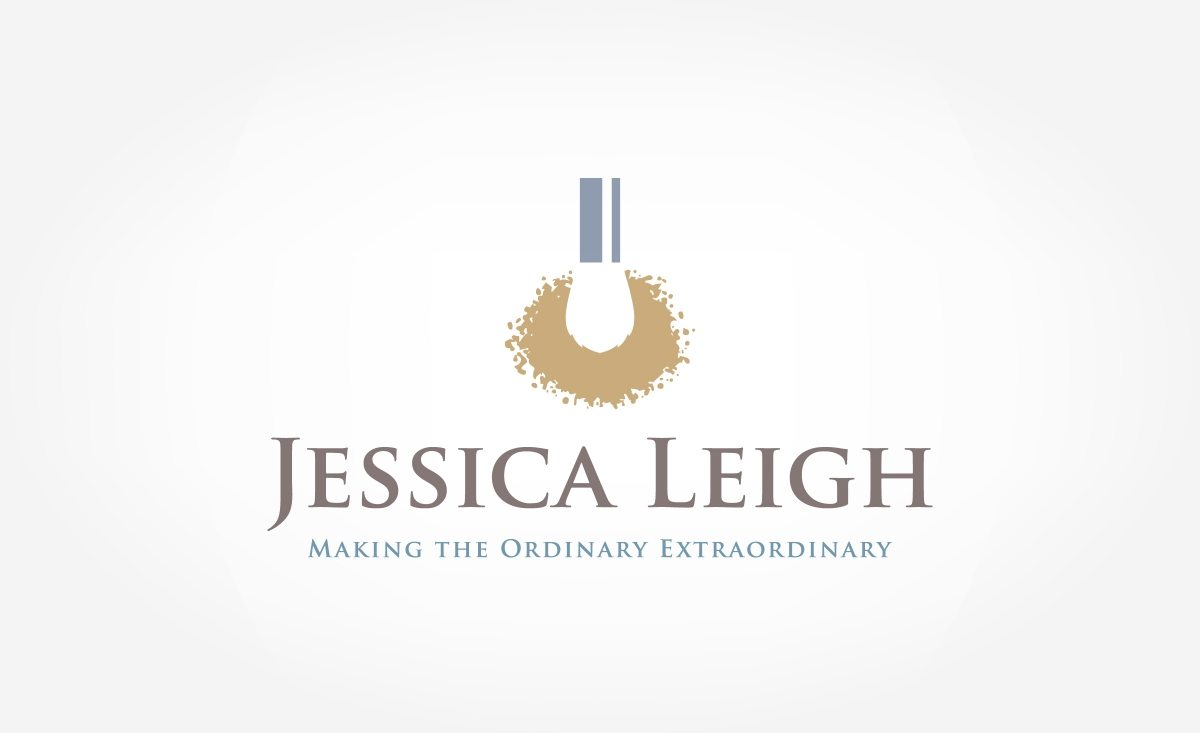 Logo design for a hair and makeup artist in NJ.