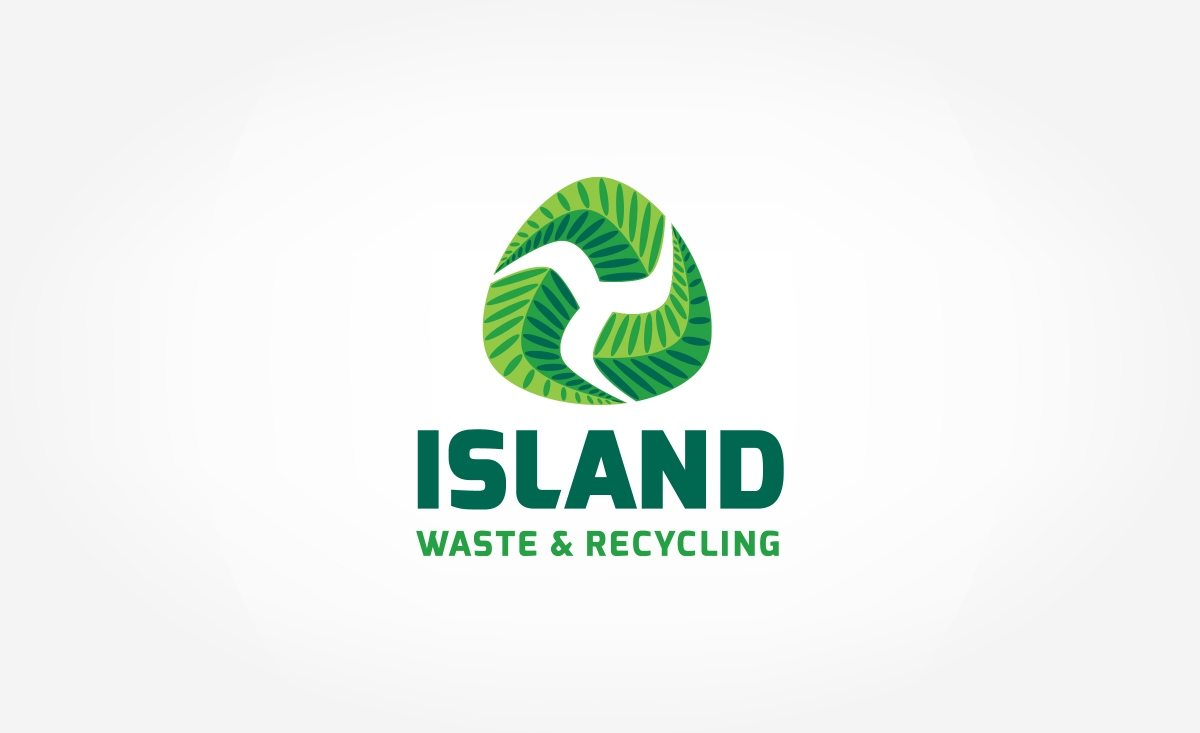 Branding and logo design for a waste and recycling brokerage firm located in Woodcliff Lake, NJ.