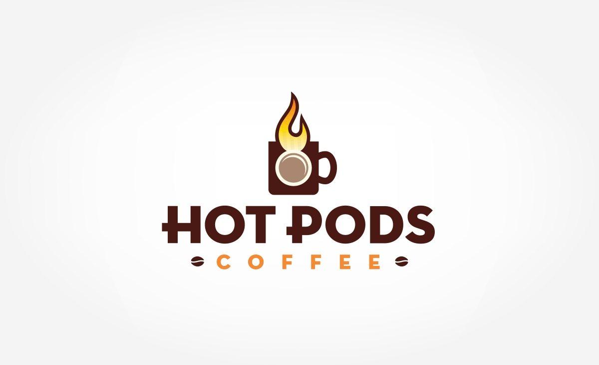 Logo design for a coffee shop in Milford, NJ.