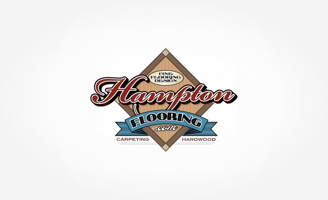 This logo design was for a flooring company in Washington, NJ.