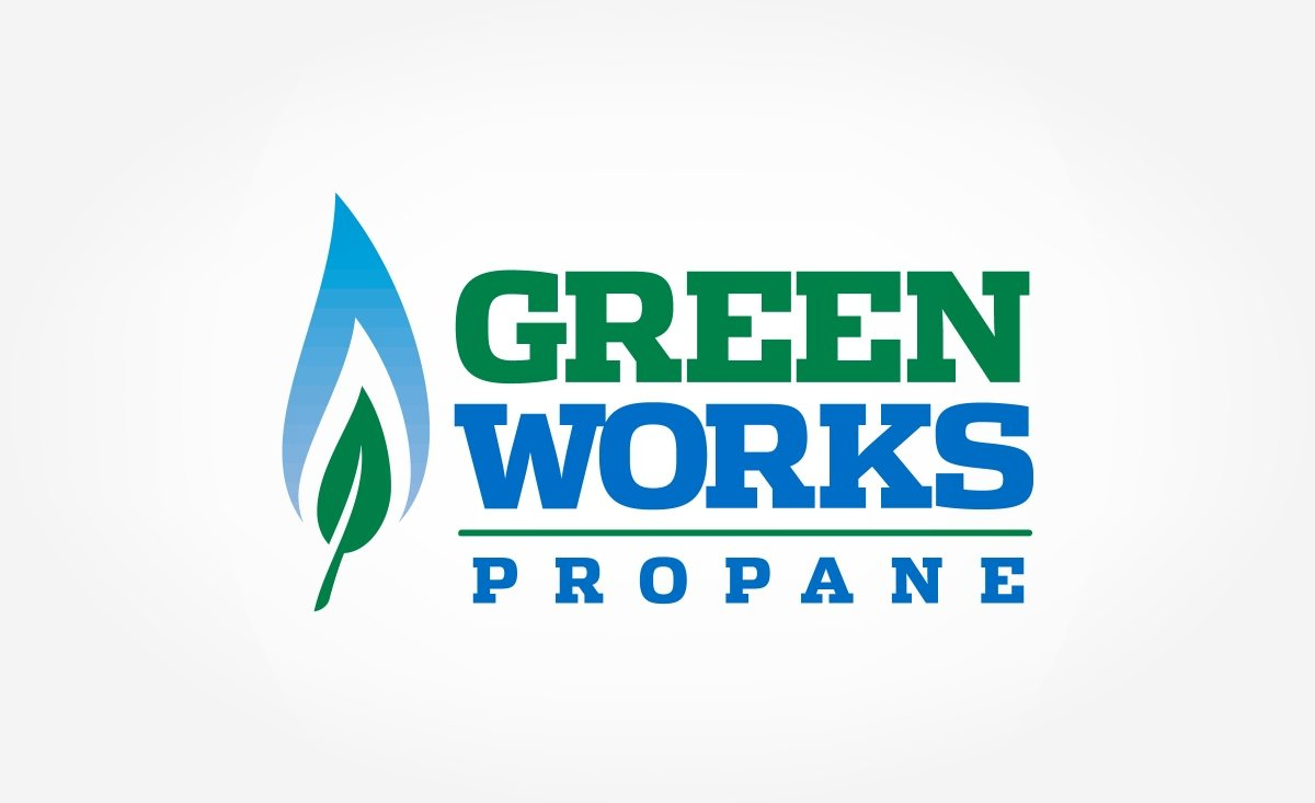 Logo design for a heating oil propane company in Bethlehem, PA.