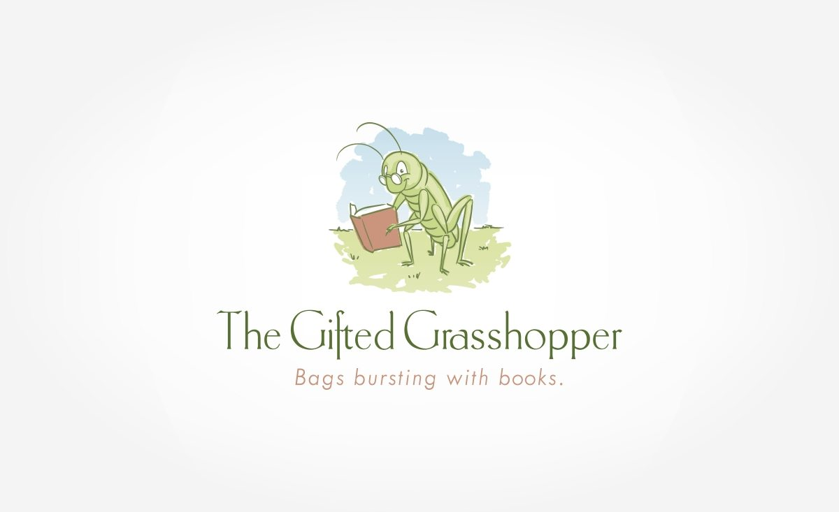 Playful web and logo design for a New Jersey company specializing in childrens gifts.