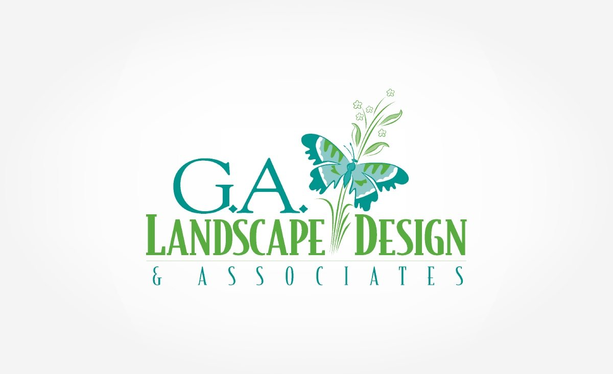 Web and logo design for a New Jersey landscaping company.