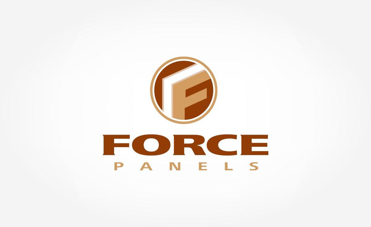 Logo design for a manufacturer of structured building panels in North Dakota.
