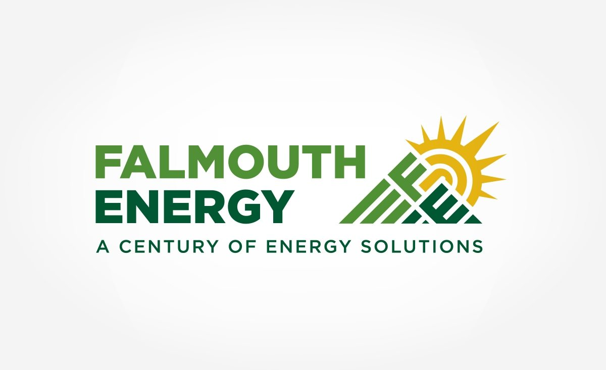 Logo design for an energy solution company located in Falmouth, MA.
