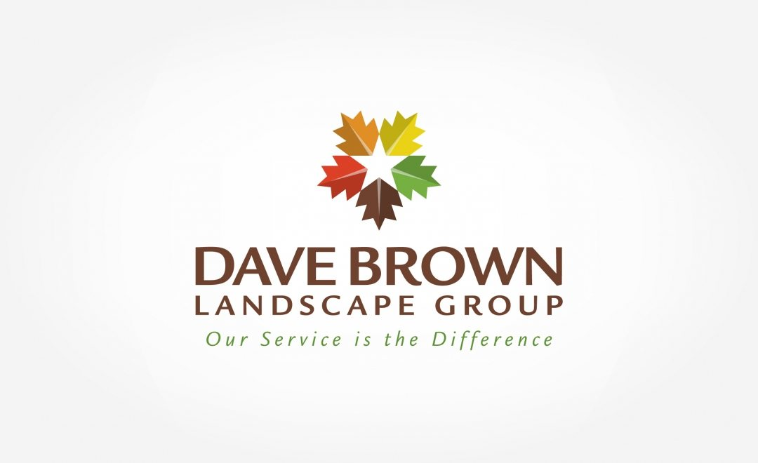 Logo design for a Westerville, Ohio landscape company.