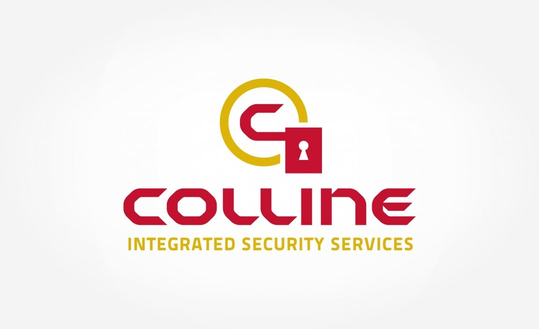 Brand identity for a security firm in NJ.
