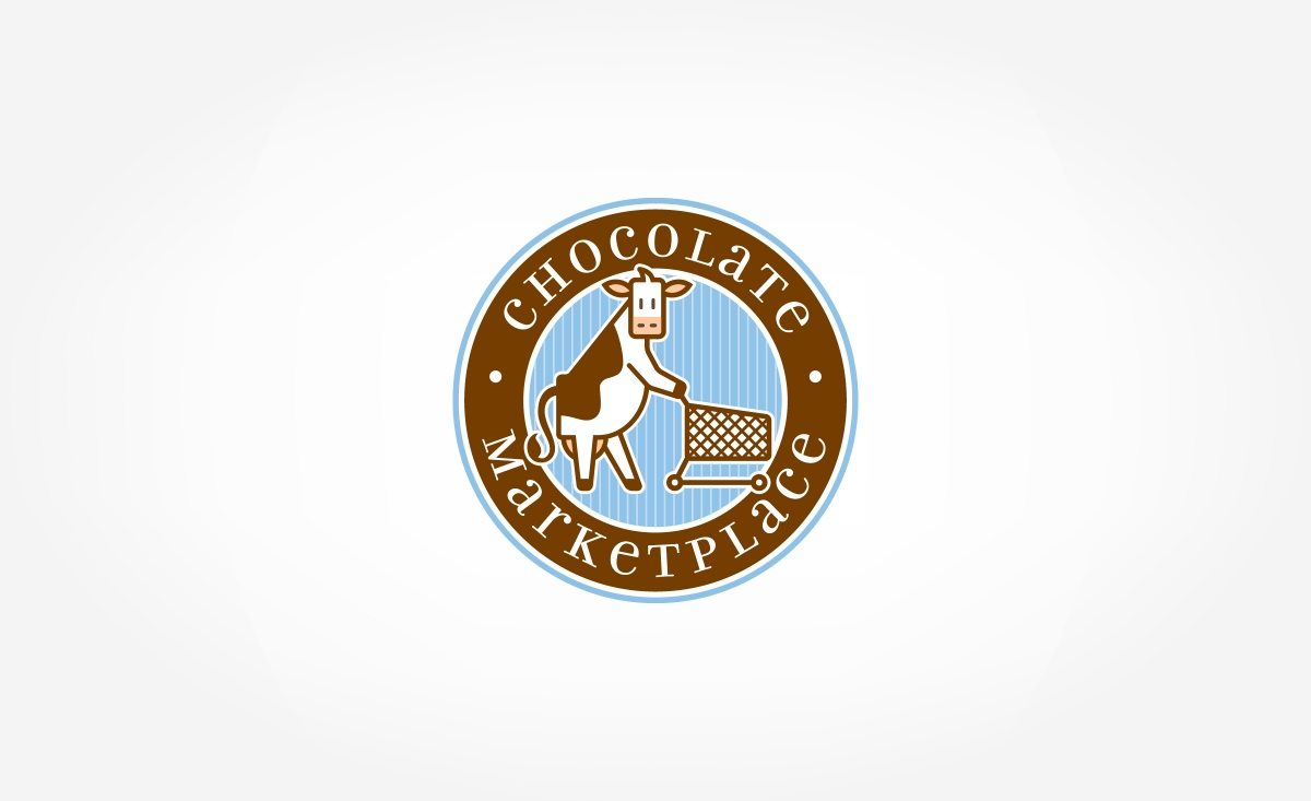 Logo design for a maker of chocolates in Brooklyn, NY.