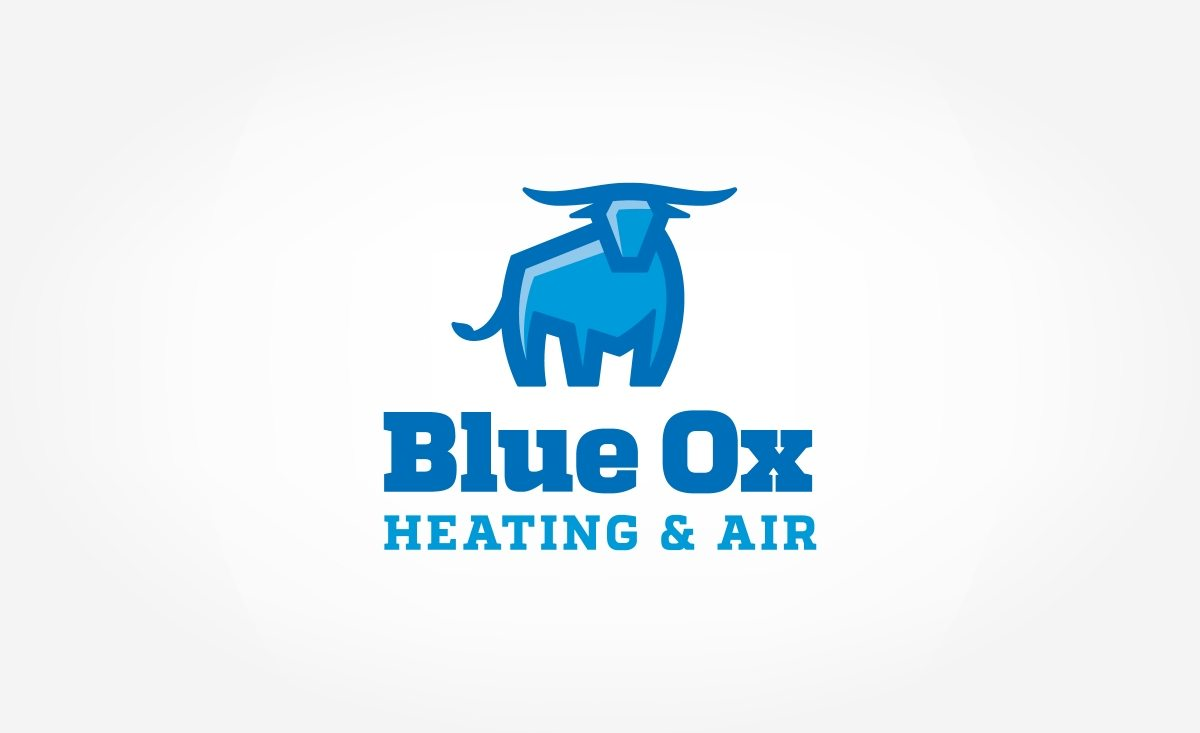Naming, Logo design and branding for a heating & air conditioning contractor located in Minneapolis, MN.