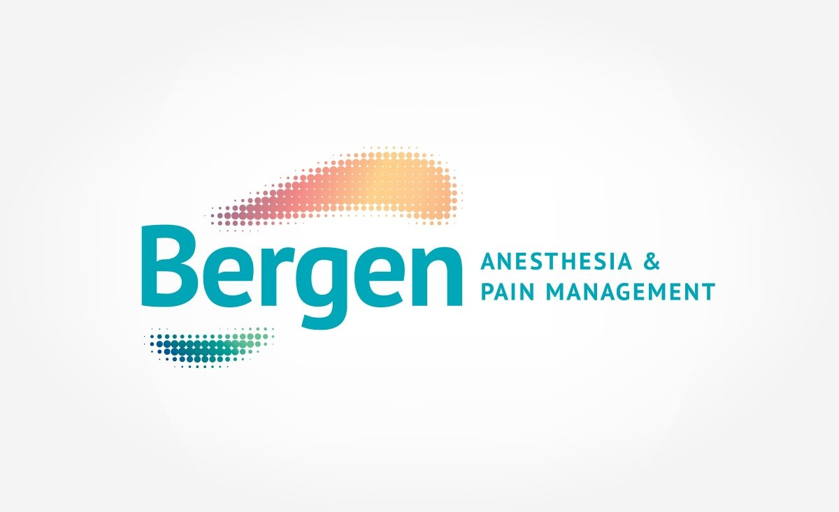 Logo design for an anesthesiology group located in Bergen County, NJ