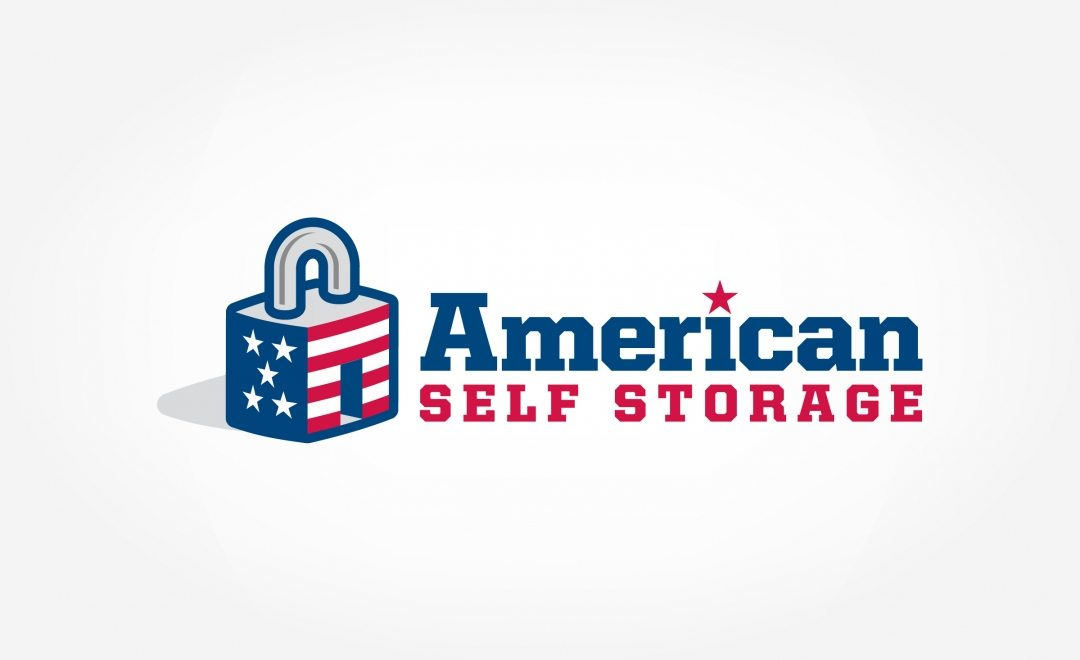 Logo design for a leading storage unit company in New York and New Jersey.