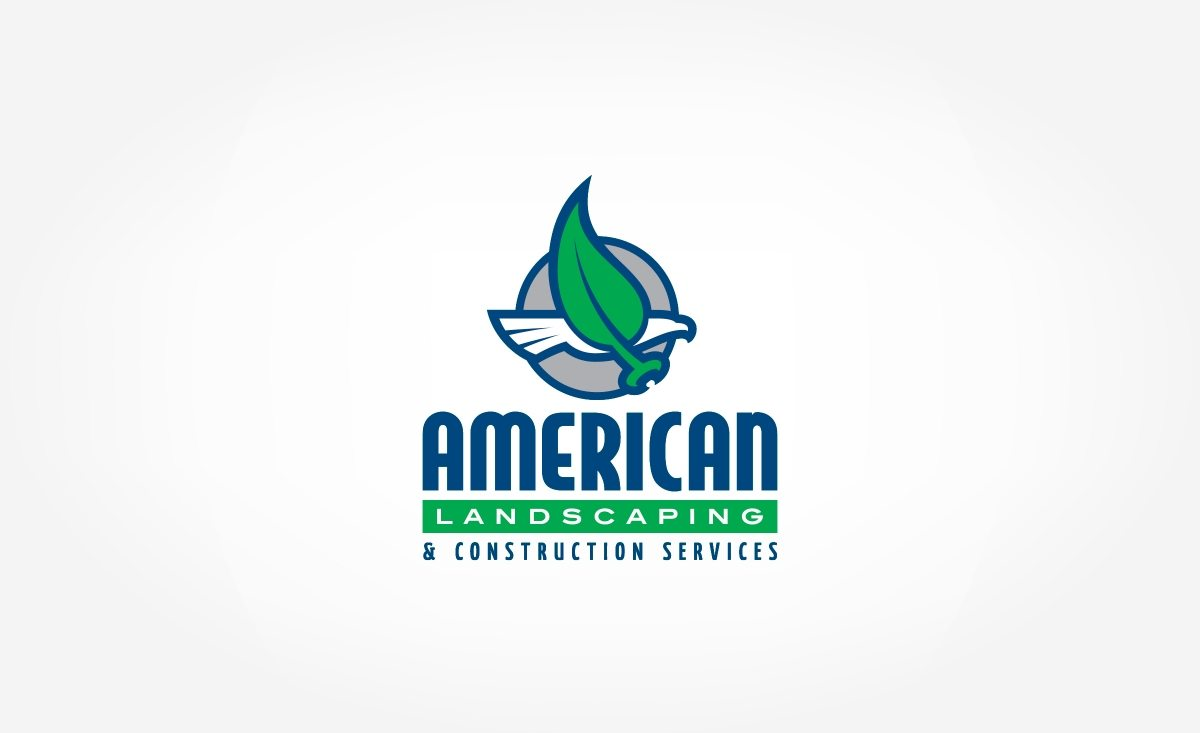 Design for a landscaping service in Lebanon, Ohio.