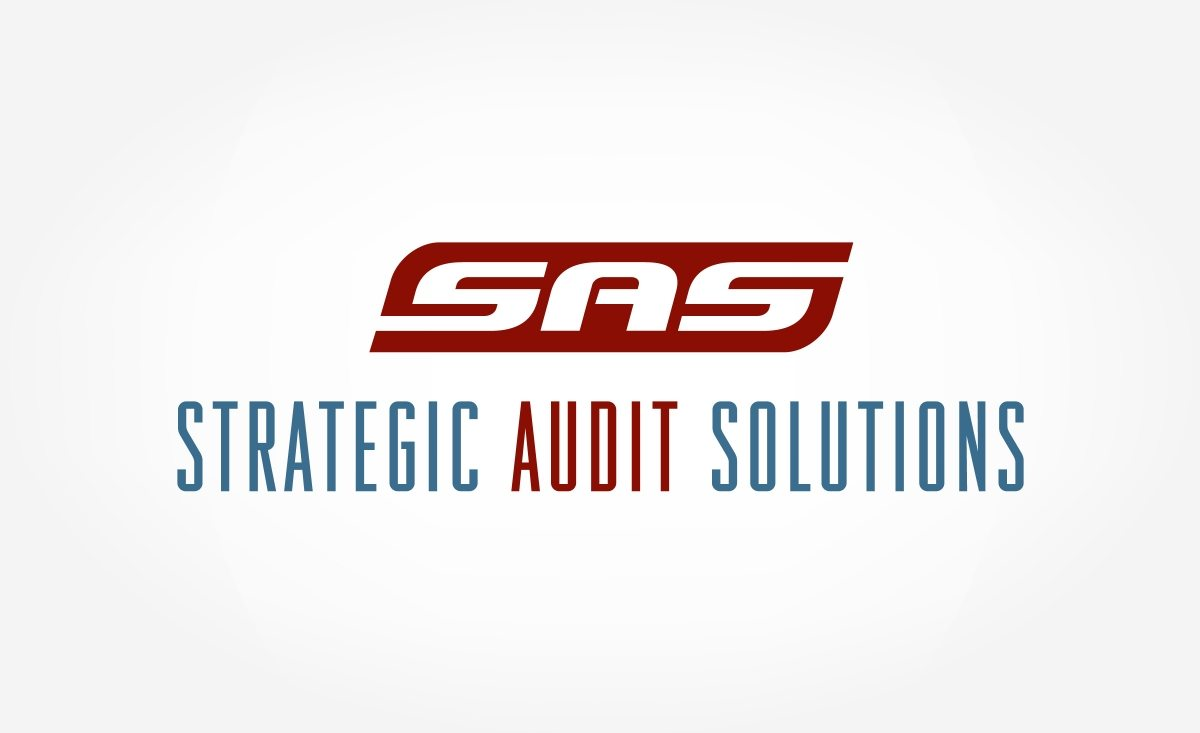 Logo design for a recovery audit firm based in New Jersey.