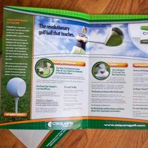 Collateral and brochure design