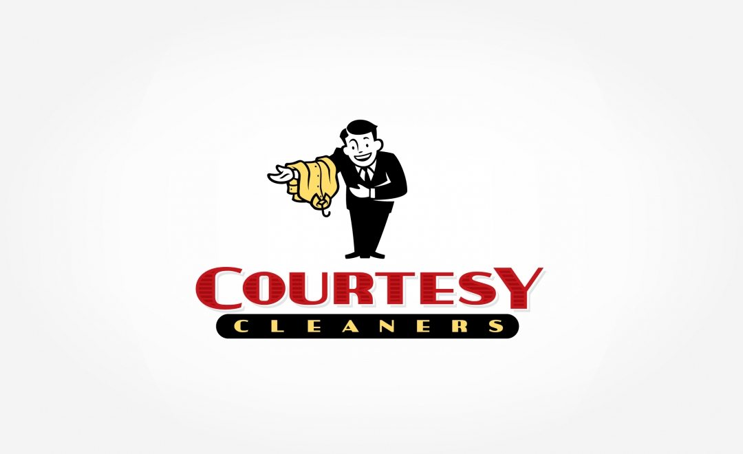Logo and web design for a premier cleaning center that has locations throughout Rhode Island.