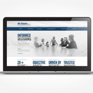 Web design for an insurance company in Mt. Arlington, NJ.
