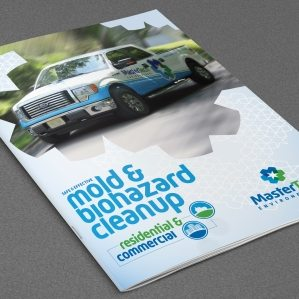 Collateral and brochure design, copywriting and printing