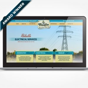 Award-winning web site design, copywriting and search engine optimization - Gold Award 2012 New Jersey Art Directors Club