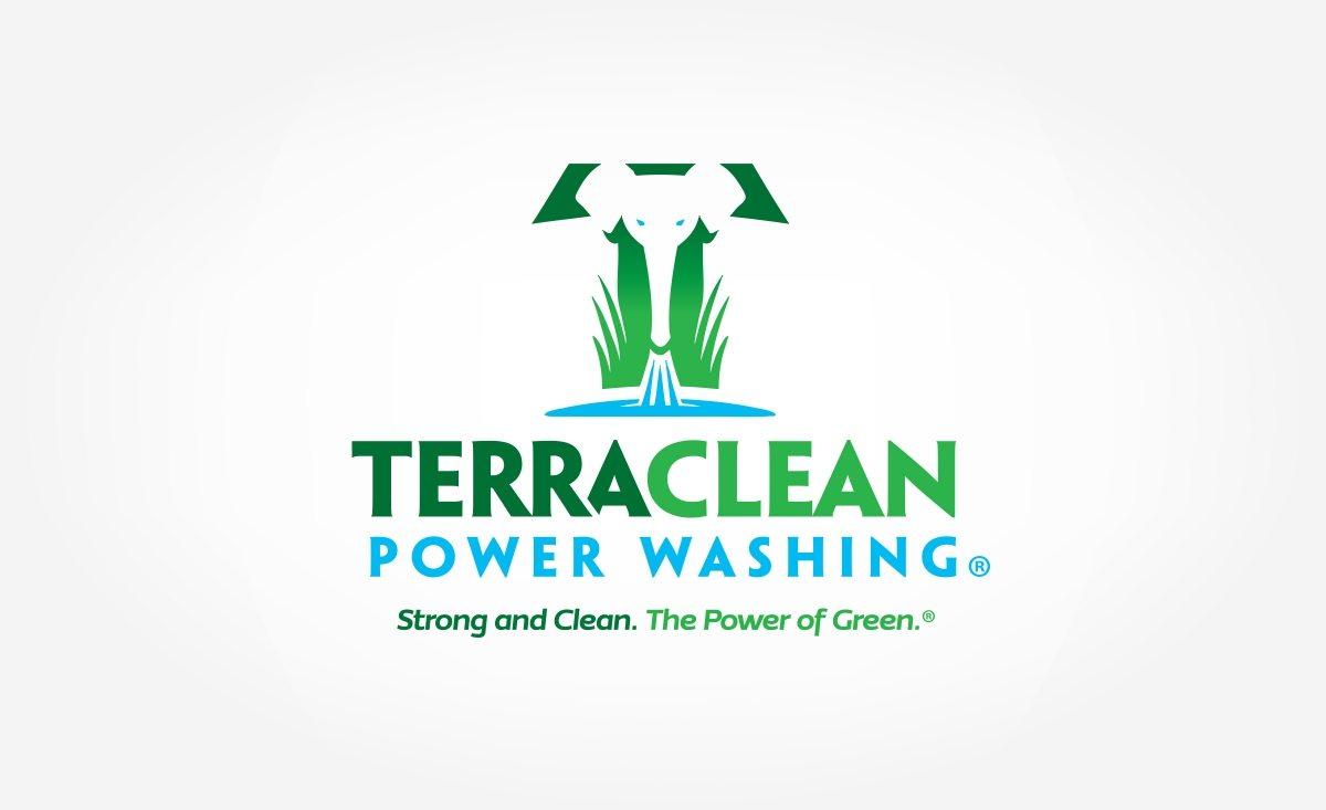 Logo design for power washing company in Wyckoff, NJ.