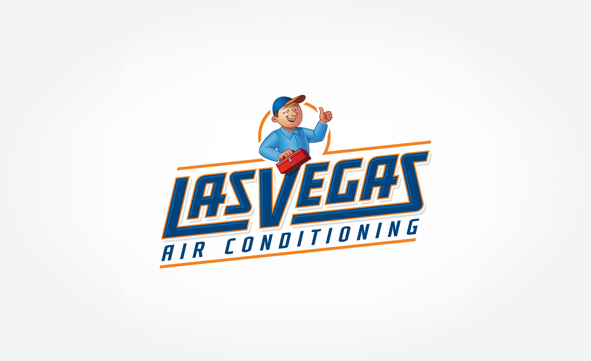Logo Design Las Vegas Air Conditioning Graphic D Signs