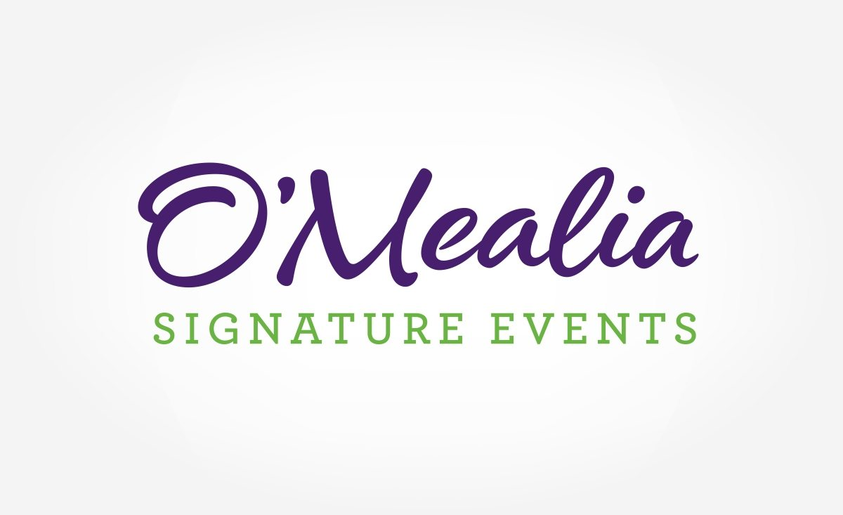 Logo design for an event planner located in New Jersey.
