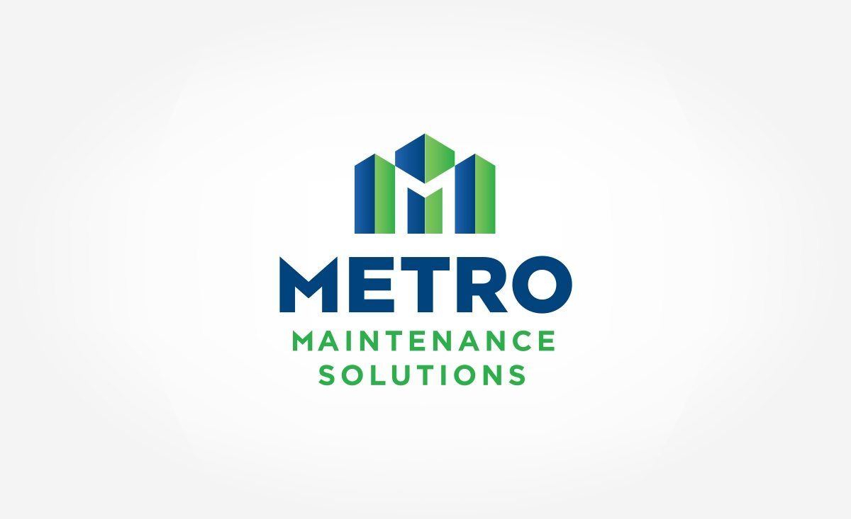 Logo for a maintenance services company based in Lodi, NJ.