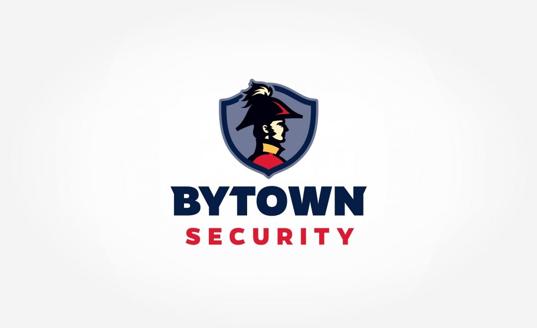 Logo design for a security firm in Canada.