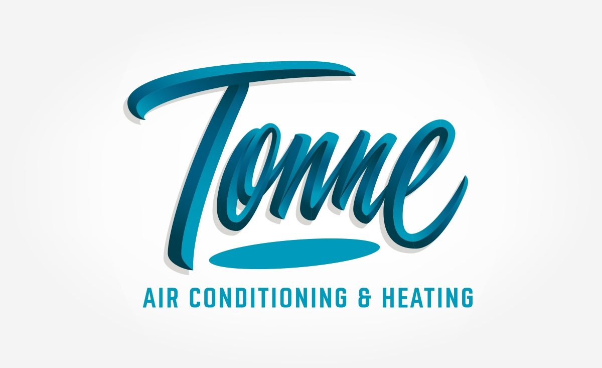 Logo for a HVAC contractor in Corpus Christi, TX