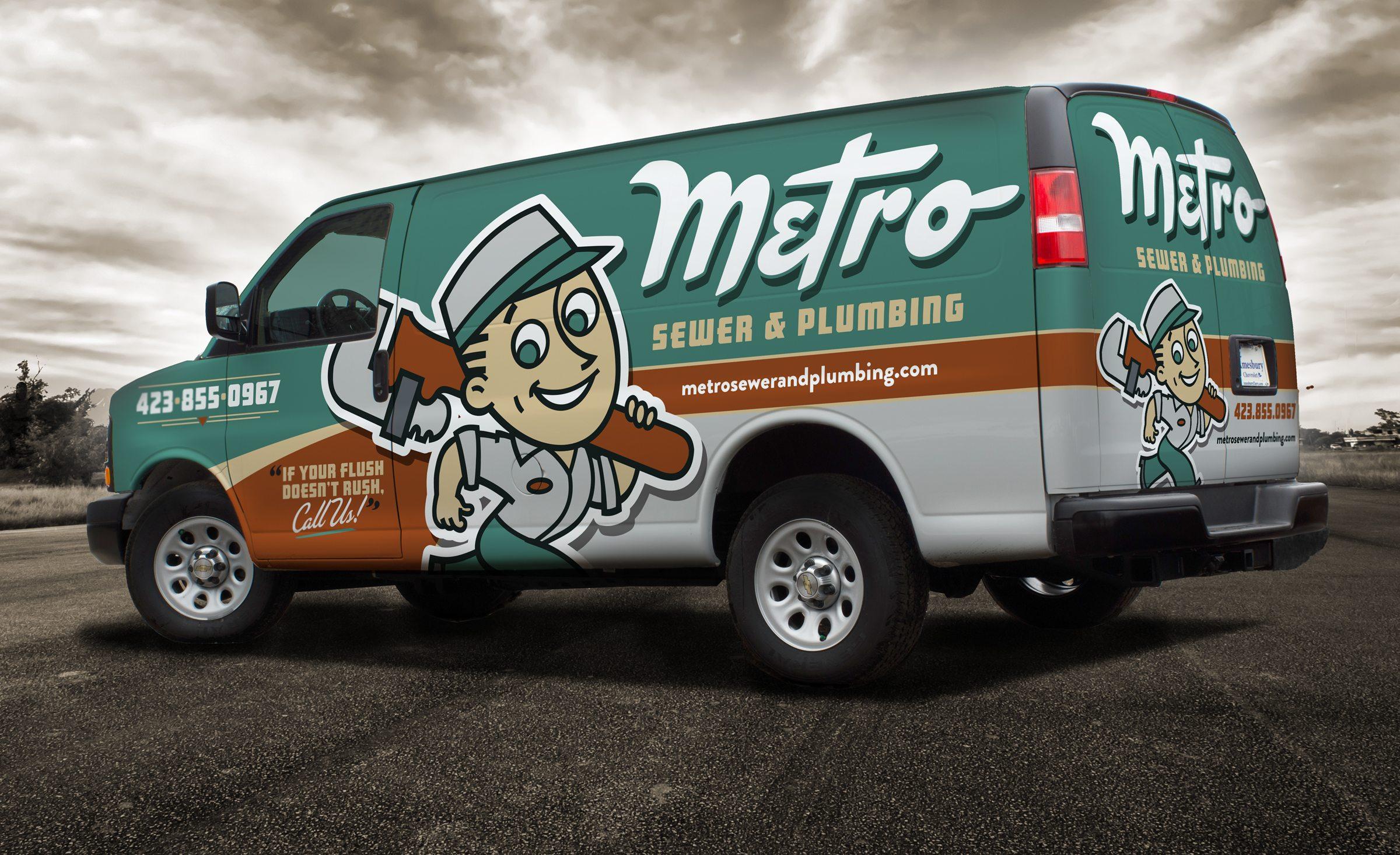 garage door decals great idea - Truck Wraps Van Wraps in NJ Fleet Branding
