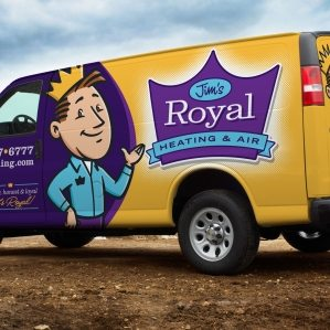 Beautifully crafted, tastefully displayed and professionally represented. This truck wrap serves as a rolling billboard that evokes a strong brand promise to consumers.