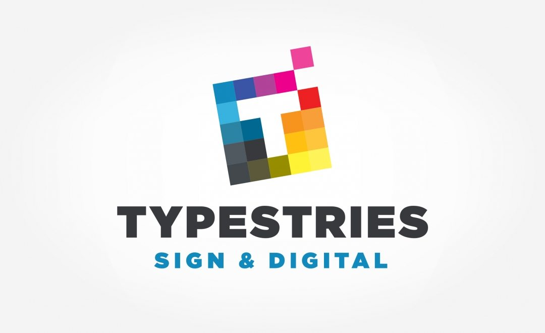 Logo design for a screen printing company in Manahawkin, NJ.