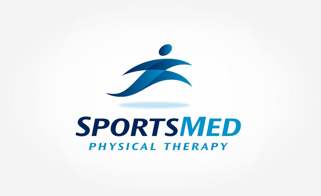 Logo design and corporate identity for a physical therapy office in Franklin Lakes, NJ.
