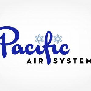Logo design for HVAC contractor.