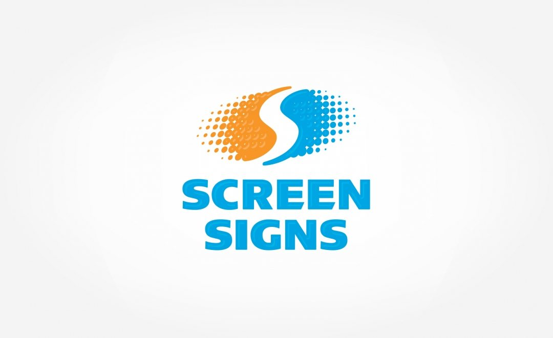 Logo design for a sign and screen printing company in Australia.
