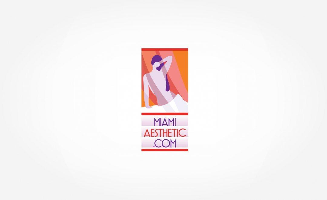 Logo design for a plastic surgery company in Miami, Florida.