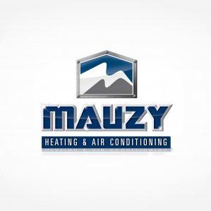 Logo design for HVAC company in San Diego, CA.