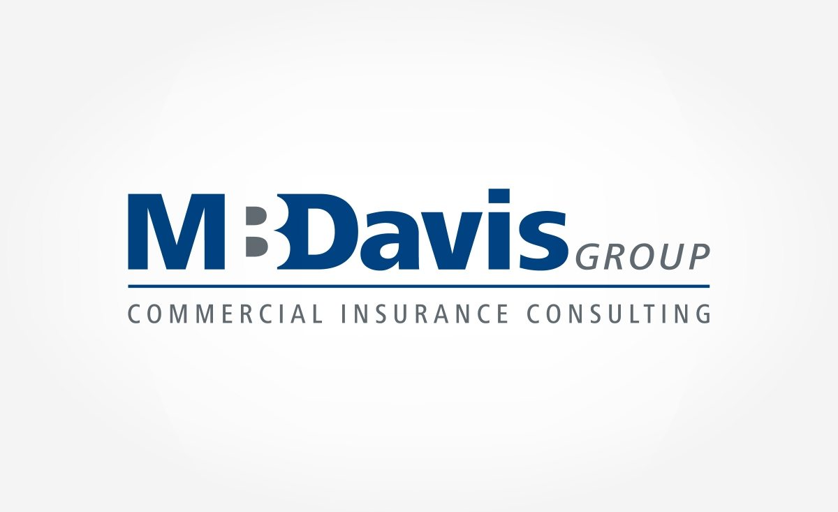 Logo design for a leader in commerical insurance consulting.
