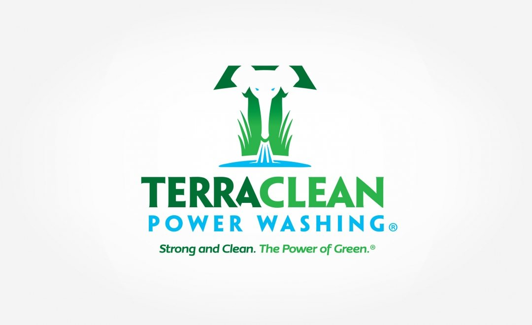 Logo design for power washing company in Wyckoff, NJ.