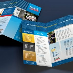 Collateral and brochure design and copywriting